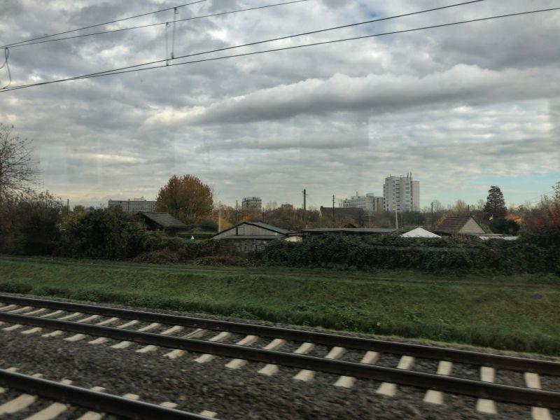 ヨーロッパ列車