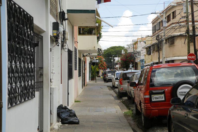 サントドミンゴ旧市街