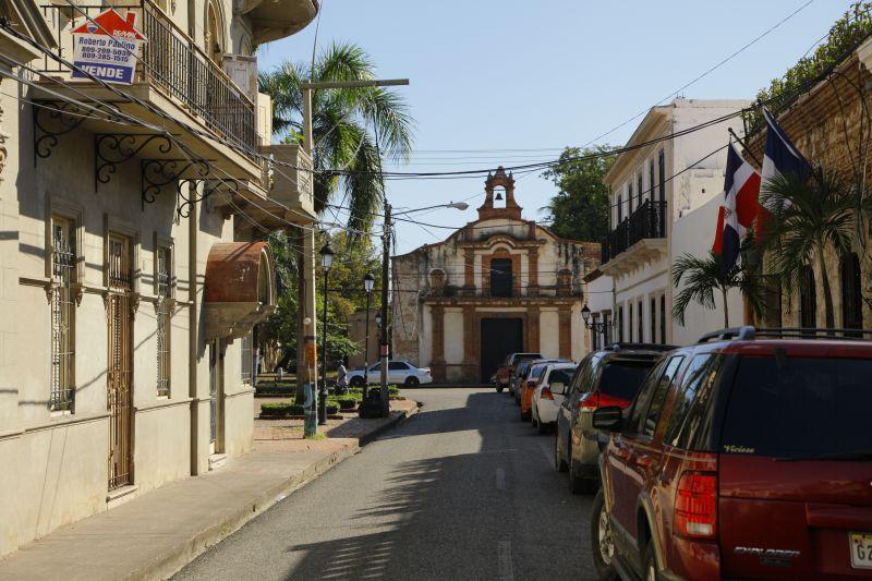 サント・ドミンゴ旧市街