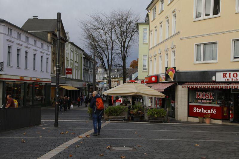ゾーリンゲン商店街