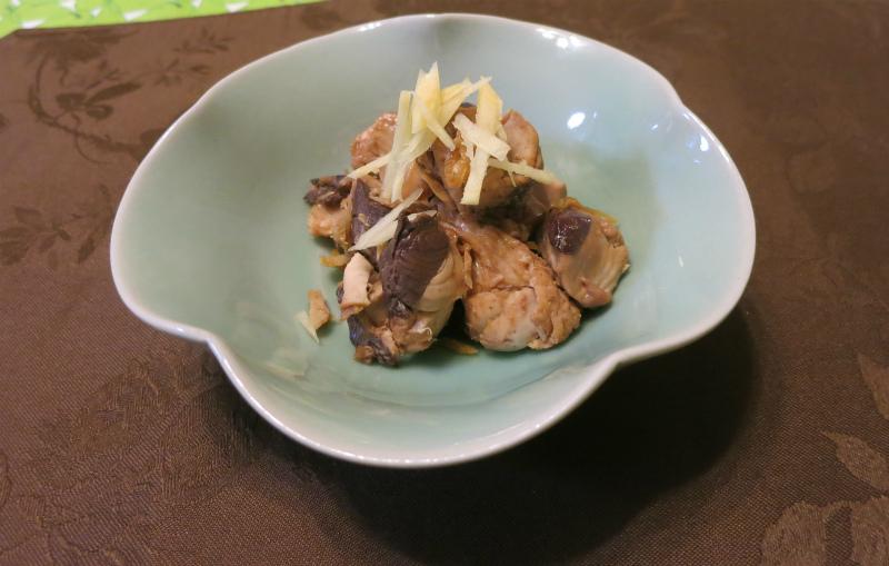 s丸ソーダガツオの生姜煮