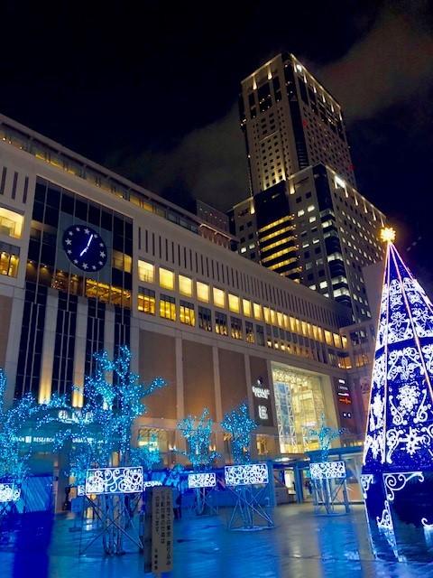 札幌駅2018-11-28