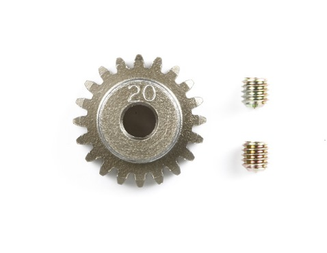 OP509 06 フッソハードコート アルミピニオン (20T F201用)