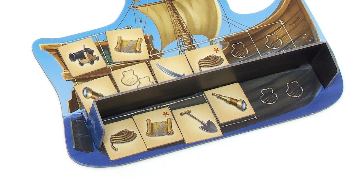 帆を上げろ:船倉