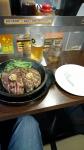 いきなりステーキ湯島店その2
