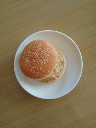 チキンハンバーグ1