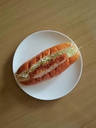 白身魚フライチーズ1