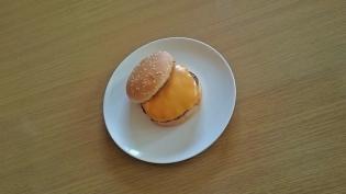 チーズバーガー3