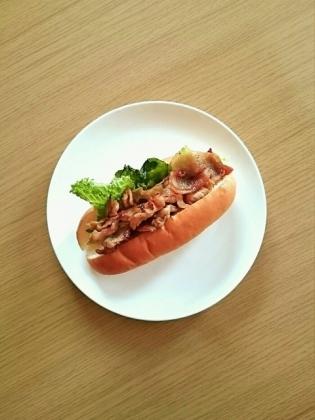 豚肩ロース焼き肉1
