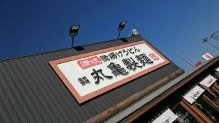 丸亀製麺ぶっかけ1