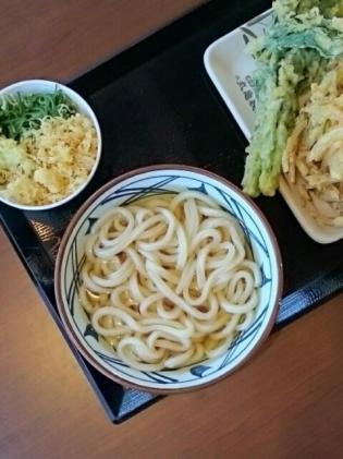 丸亀製麺ぶっかけ2
