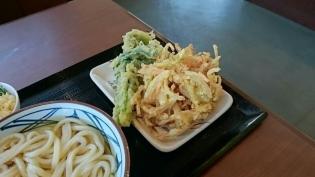 丸亀製麺ぶっかけ3