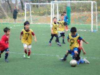 サッカーは遊びです!