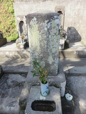 IMG_9668 西郷マス の墓
