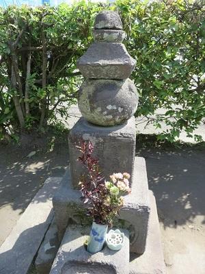 IMG_9683 吉兵衛の妻の墓