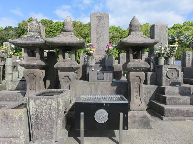 IMG_8751 西郷隆盛の墓