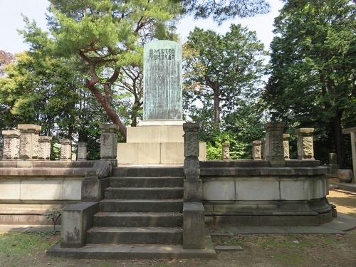 IMG_4220 大久保利通の墓