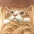 レタースタンドcat