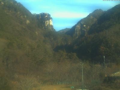 20190224 覚円峰方面のライブカメラ画像