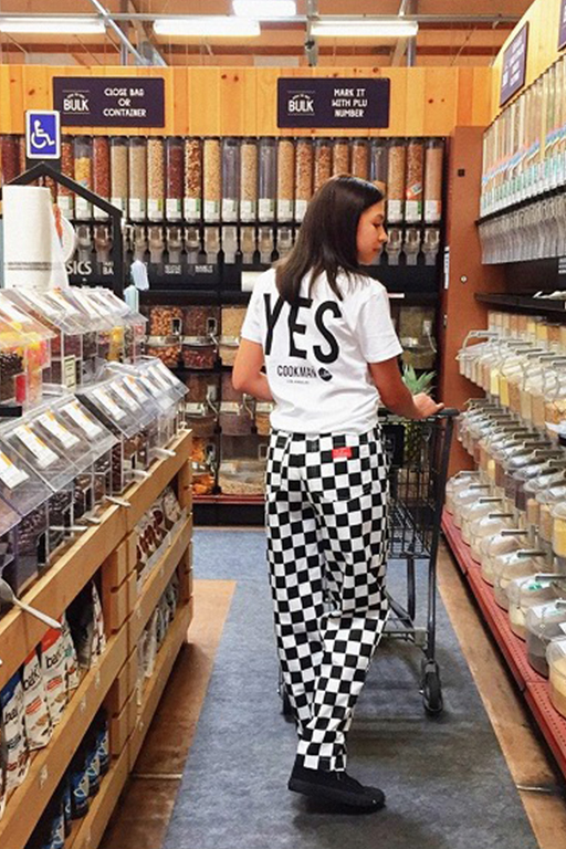 Cookman Chef Pants - Checker6