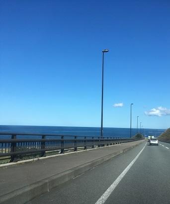 日本海ドライブ