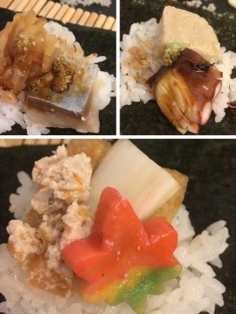 手織り寿司4