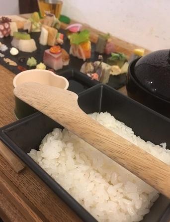 手織り寿司8