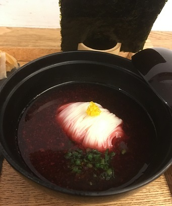 手織り寿司9