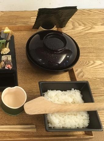 手織り寿司