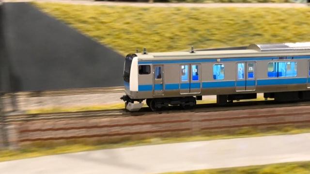 E233-1000落成試運転_181211_0008