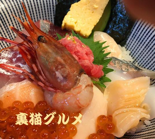 10月29日海鮮丼