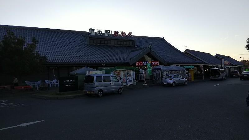 道の駅おかべ201901