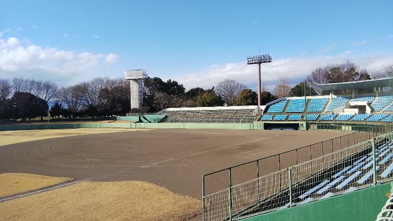 前橋市民球場201901