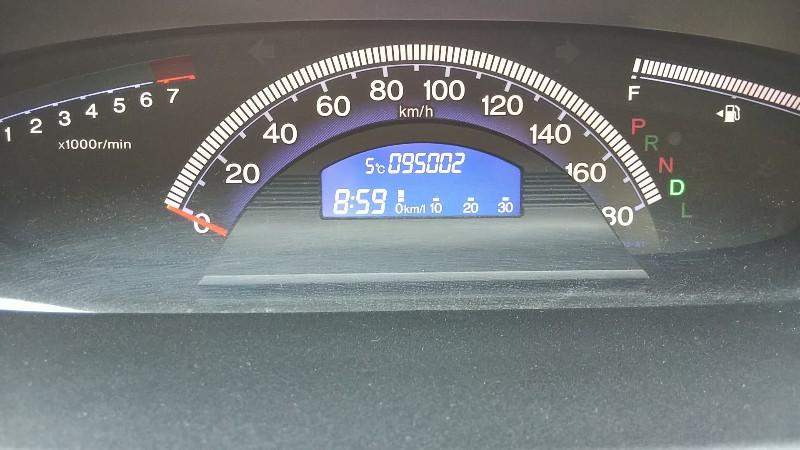 フリードスパイク95002km