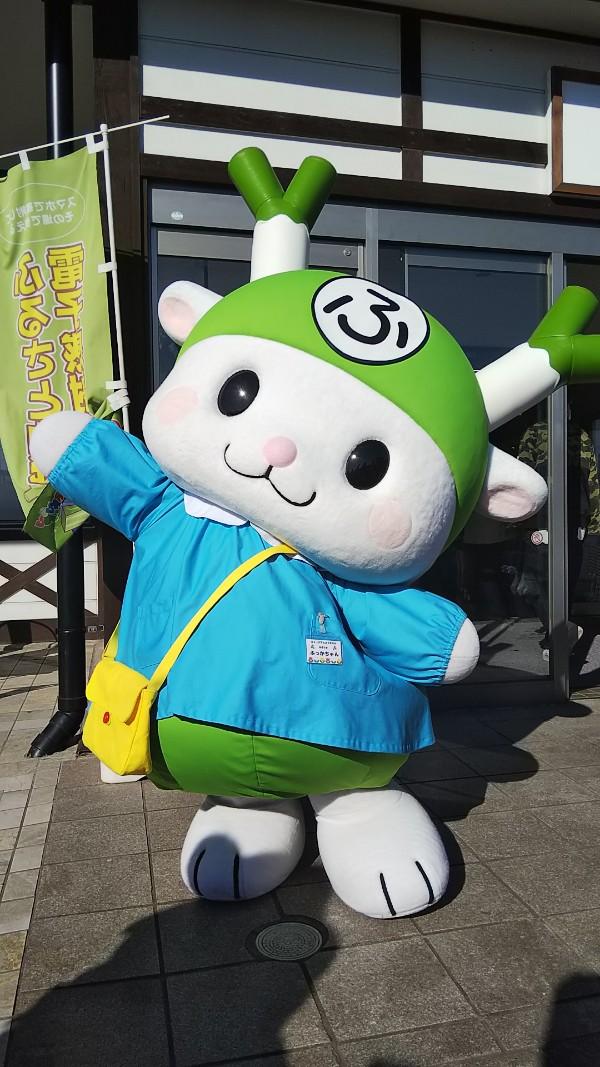 道の駅はなぞのふっかちゃん201902