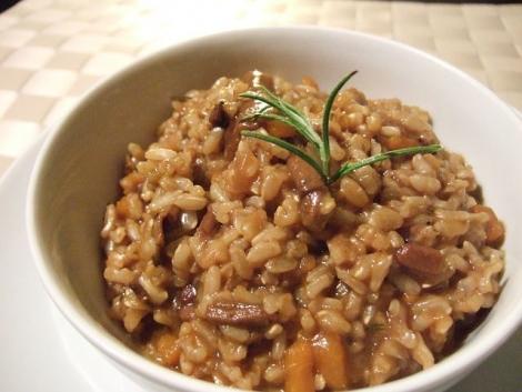 玄米リゾット