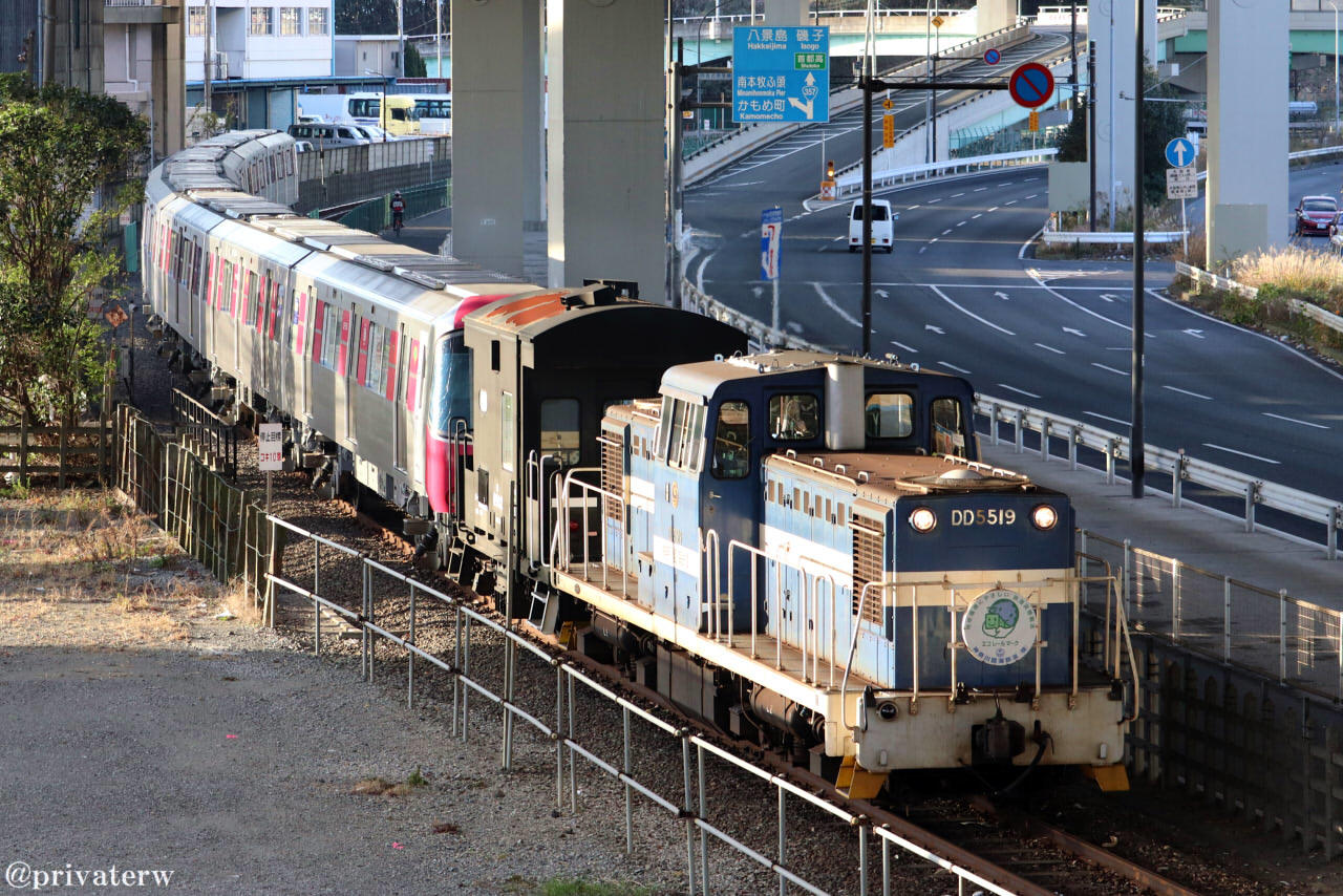 鉄道 神奈川 臨海