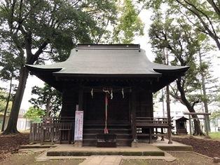 愛宕神社(練馬区田柄)