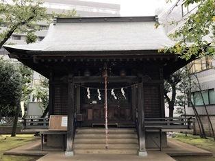八幡神社(練馬区田柄)