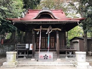 北野神社(中野区松が丘)