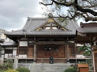 泉福寺(江戸川区東瑞江)