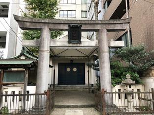 金山神社(千代田区岩本町)