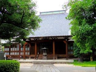 金蓮院(葛飾区東金町)