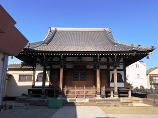 妙源寺(葛飾区堀切)
