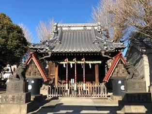 平井天祖神社