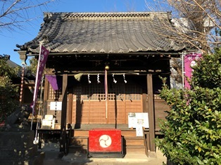 白髭神社(王子白髭神社)
