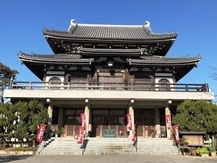 燈明寺(江戸川区平井)