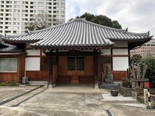 圓眞寺(港区高輪)