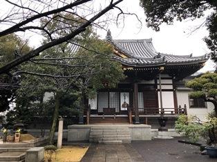 蓮昌寺(葛飾区小菅)