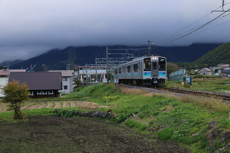 20181007大糸線塩島踏切1a